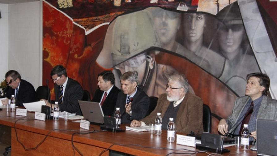 """Съюз """"Атлантик"""" - Кръгла маса на тема: """"Стратегията за национална сигурност – обществени очаквания и политически консенсус (февруари 2010 г.)"""