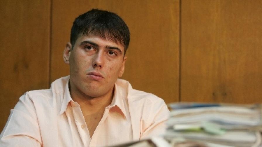 Лазар Колев пред съда