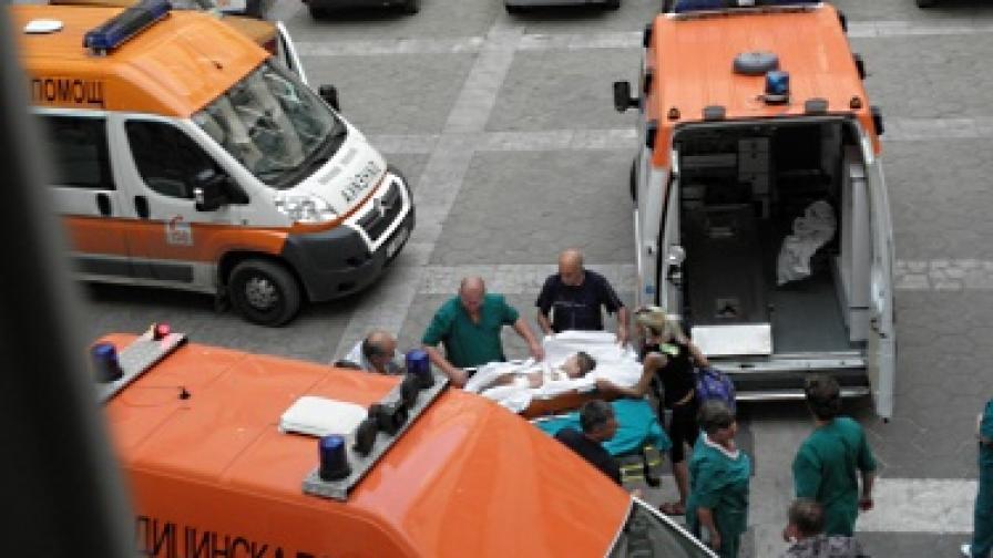 Три момчета загинаха при тежка катастрофа