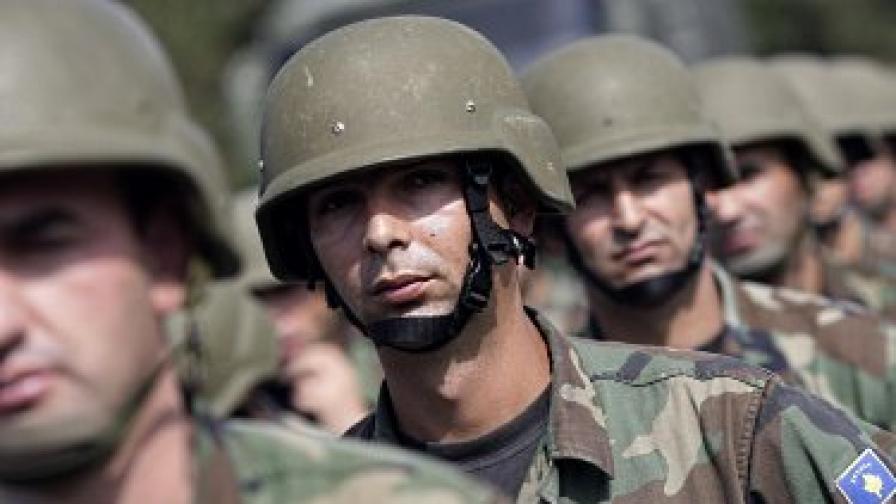Косовските сили за сигурност искат муниции назаем