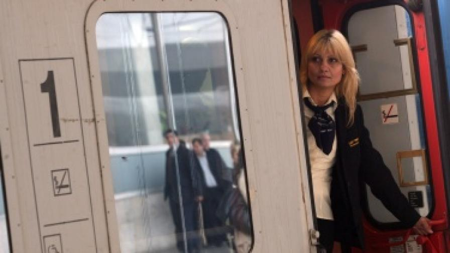 Стачка спира влака София-Солун