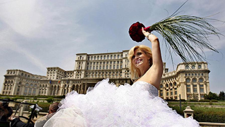 Румънките - новите руски булки