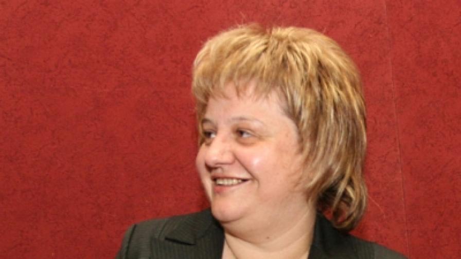 Доц. д-р Мариана Коцева, председател на НСИ