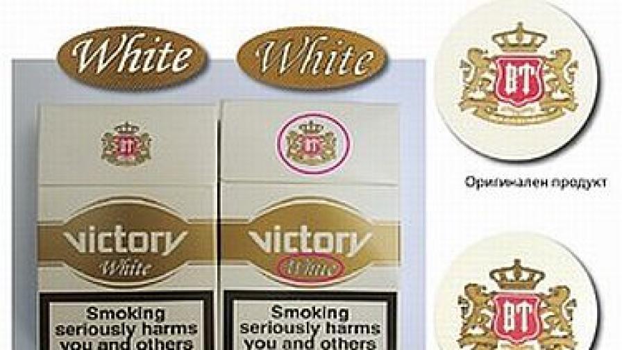 """Предупреждават за фалшиво бяло """"Виктори"""" на пазара"""