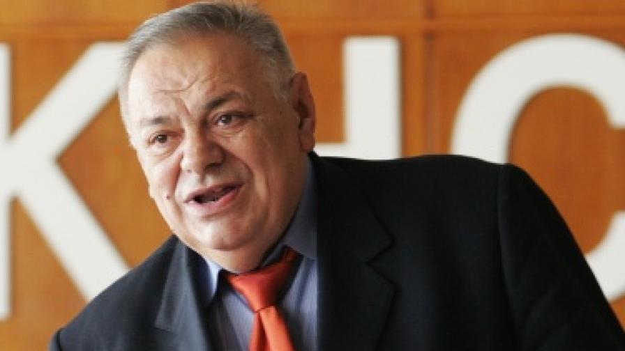 Д-р Желязко Христов