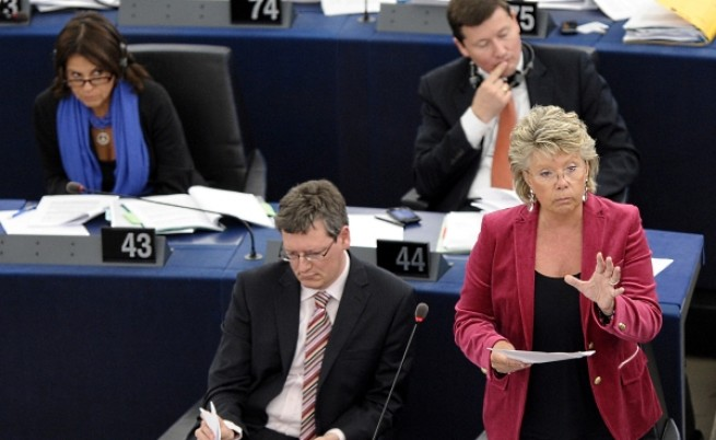 Саркози: Да си ги вземат ромите, в Люксембург