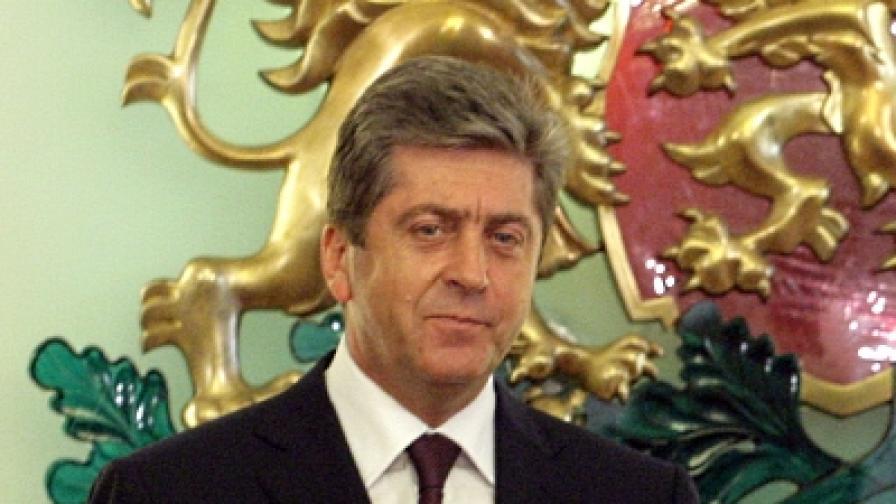 Първанов: Без назидателен тон от дипломати!
