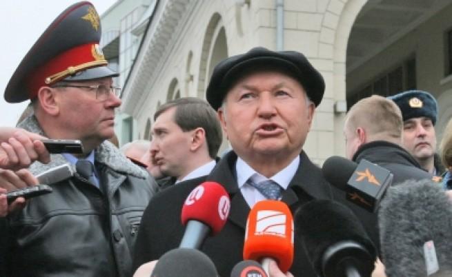 Московският кмет Лужков се оплете в интрига
