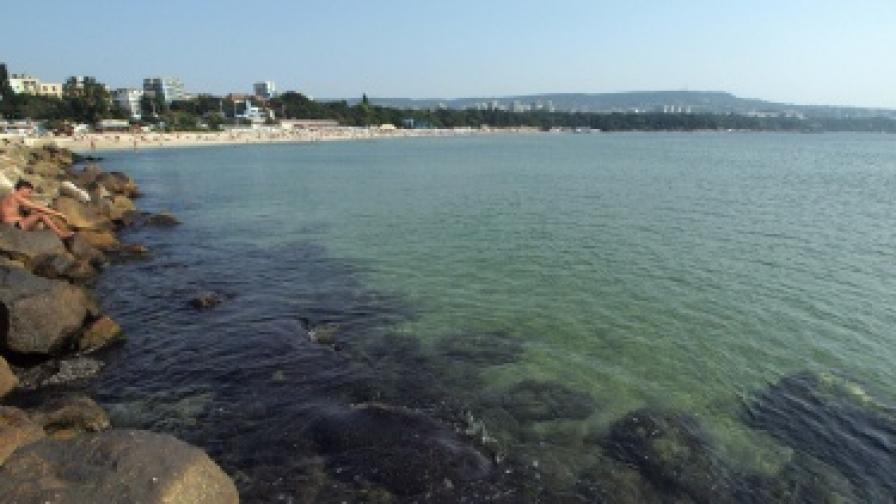 """Отпадните води на """"Сарафово"""" вече няма да замърсяват Черно море"""