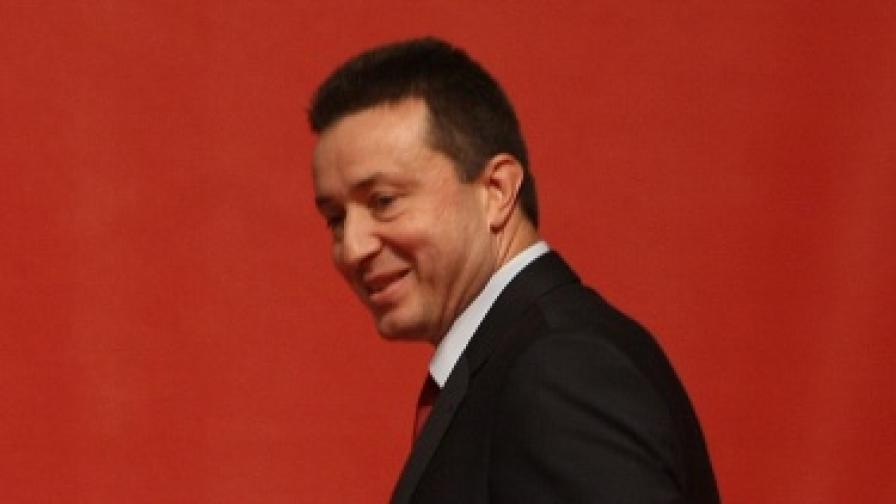 Депутатът от Коалиция за България Янаки Стоилов