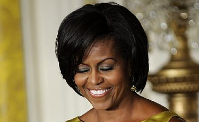 Мишел Обама избута Меркел в списъка на