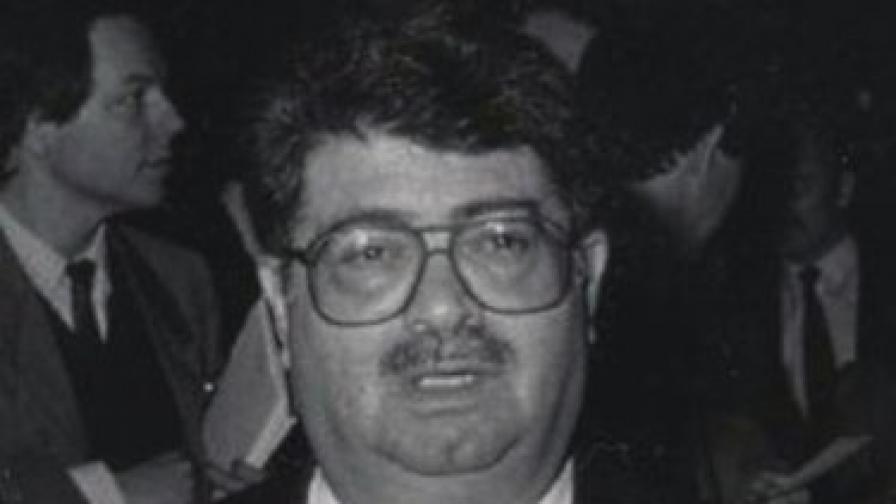 Тургут Йозал през 1986 г.