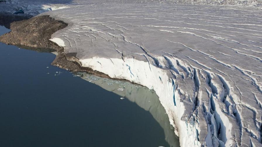 Учени: Затоплянето в Арктика е безпрецедентно