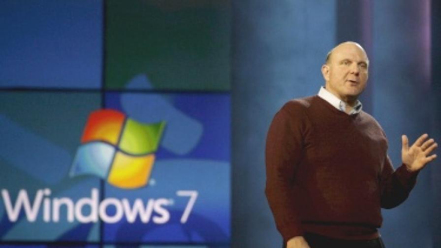 """""""Седмицата"""": Най-бързо продаваният """"Уиндоус"""""""