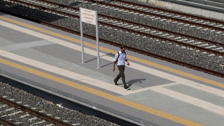 Четири дни без влакове до и от Гърция