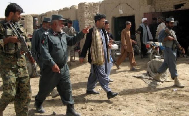 Одит: В Афганистан потъват милиарди