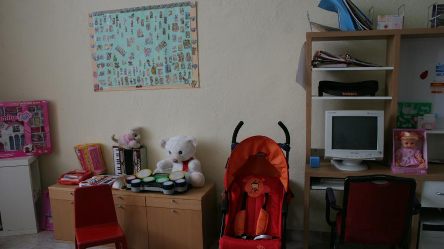 Неисканите деца с увреждания отиват пак в домове
