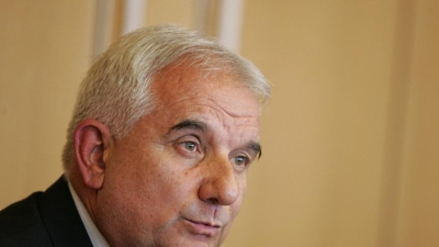 Андрей Иванов, председател на Столичния общински съвет