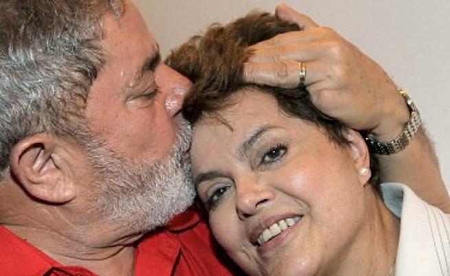Победата на Дилма Русеф зарадва и Бразилия, и България