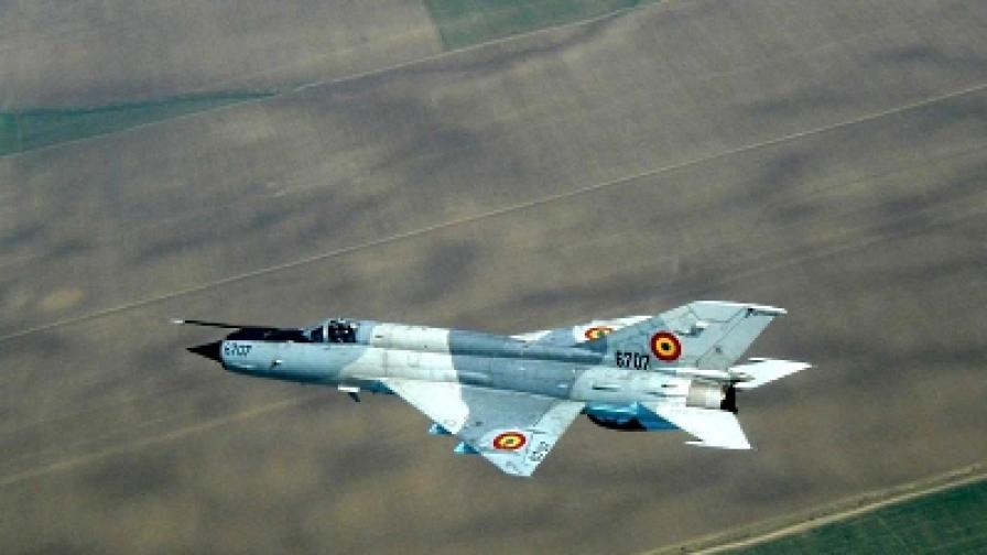 """МИГ 21 """"Лансър"""""""