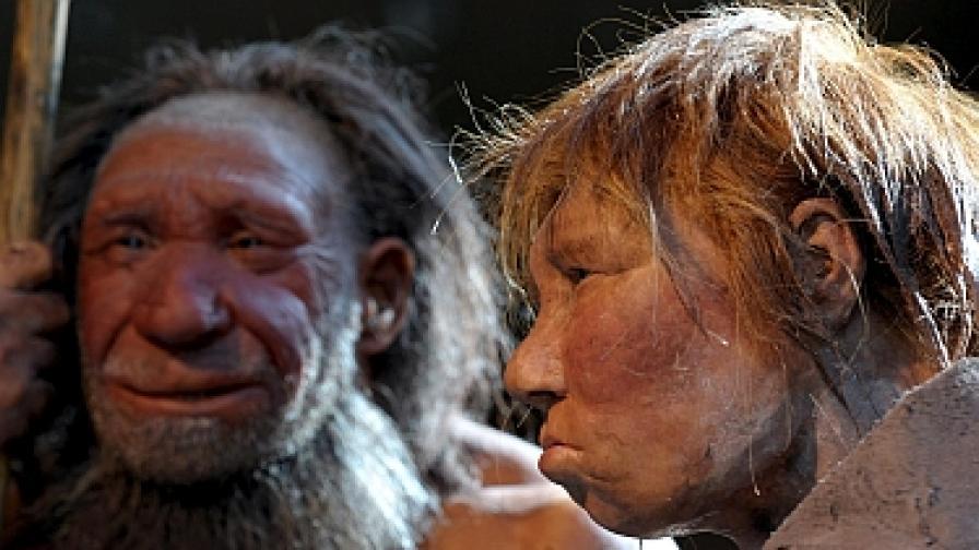 Какъв е сексът по неандерталски