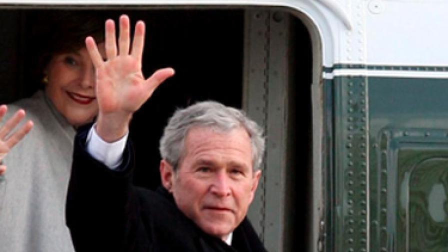 Буш-младши обмислял нападение срещу ядрени обекти в Сирия