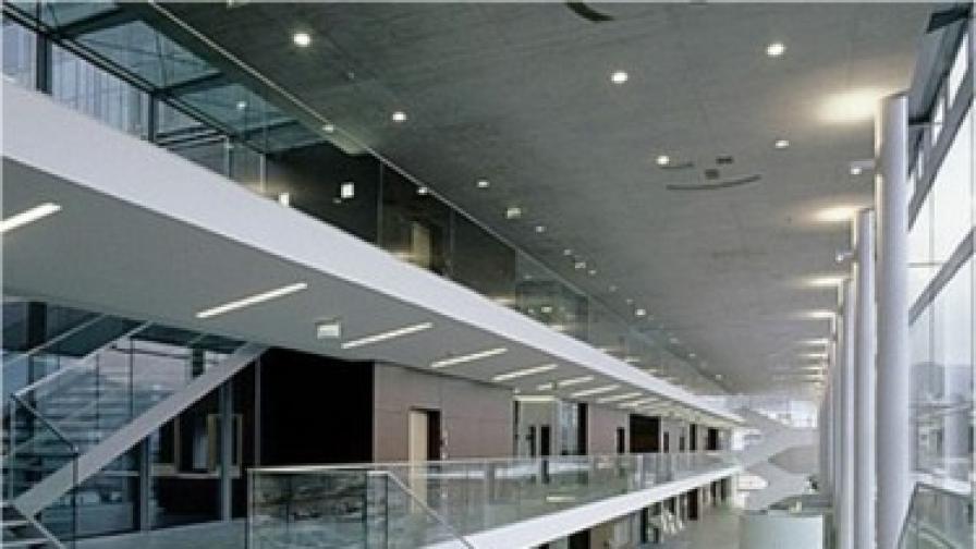 В света има и наистина луксозни затвори, като правния център Леобен в австрийската провинция Щайермарк