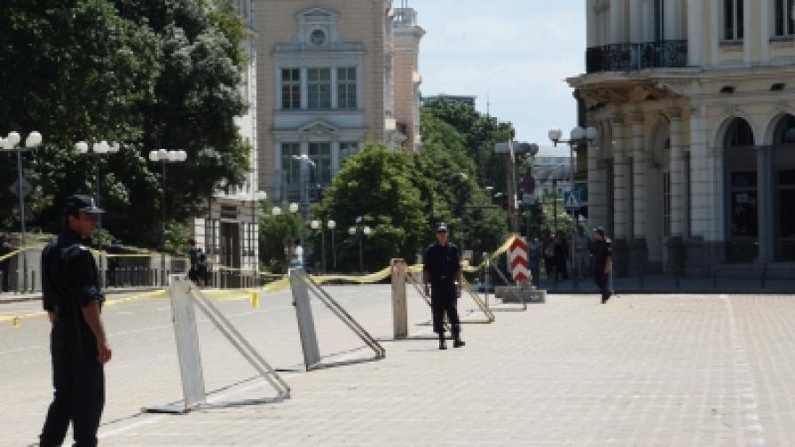 Въвеждат се ограничения на движението заради посещението на министър-председателя на Русия Владимир Путин