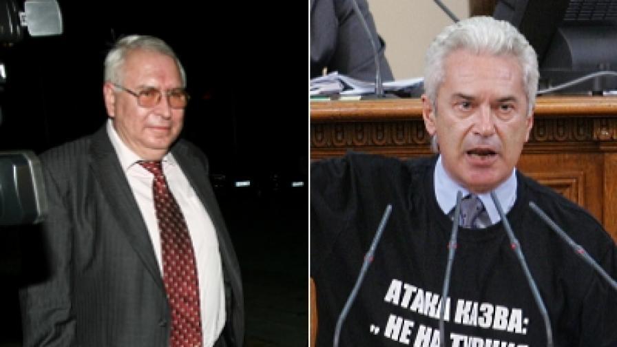 Импийчмънт или не за президента Георги Първанов
