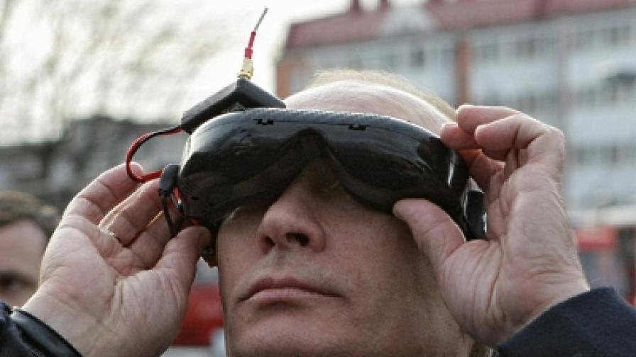 Путин идва за около 4-5 часа утре