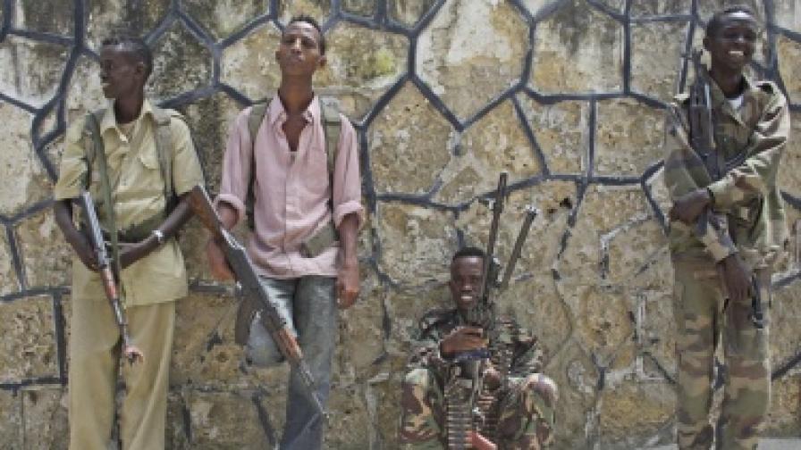 Най-голям риск от терористични атаки - в Сомалия