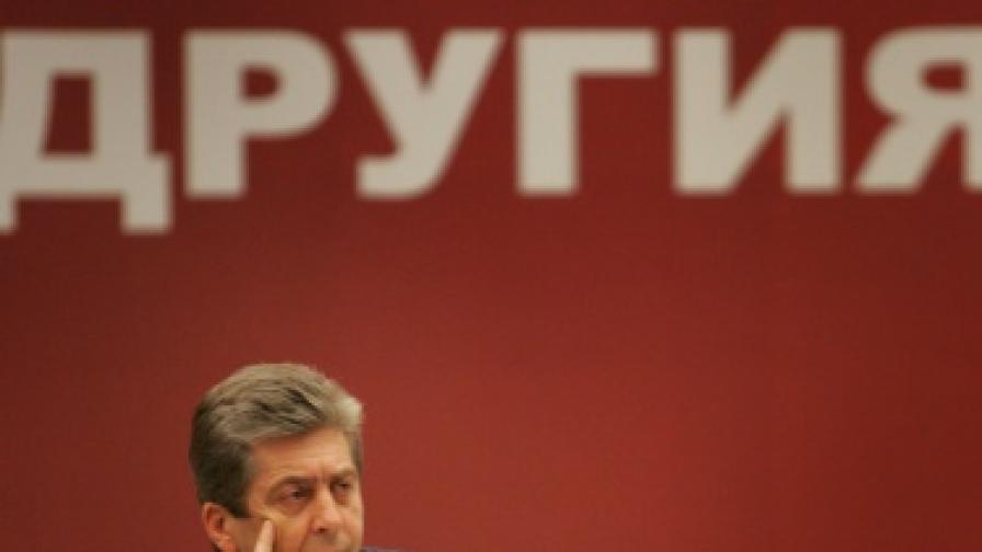 25% подкрепят АБВ на Първанов, 60% са против