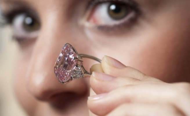 Най-скъпият диамант в света - 46 млн. долара