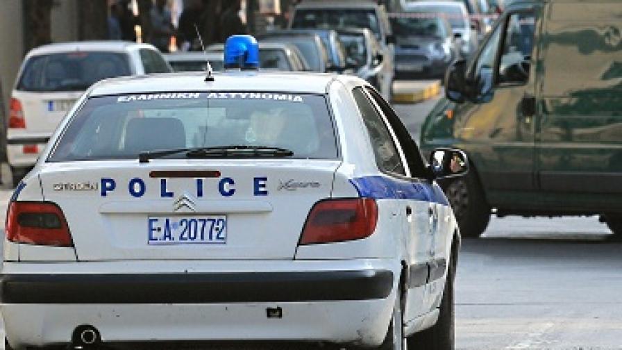 Българин арестуван за убийство в Гърция