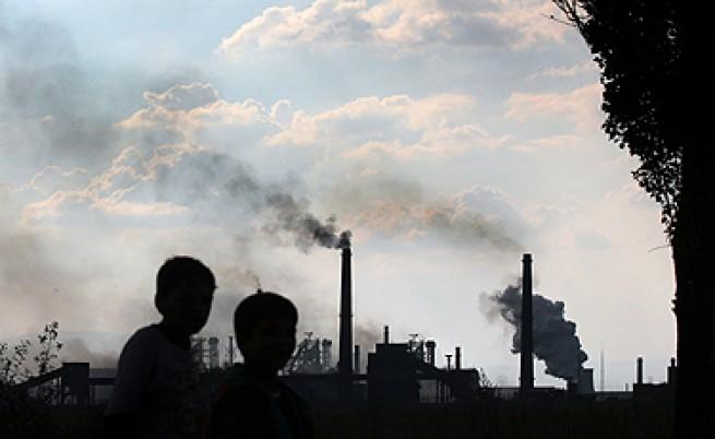 Наднормено замърсяване с прах в 30 града в страната