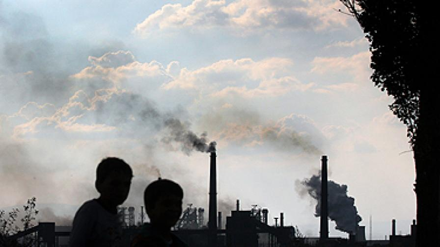 Мръсният въздух в София – 7 пъти над нормата