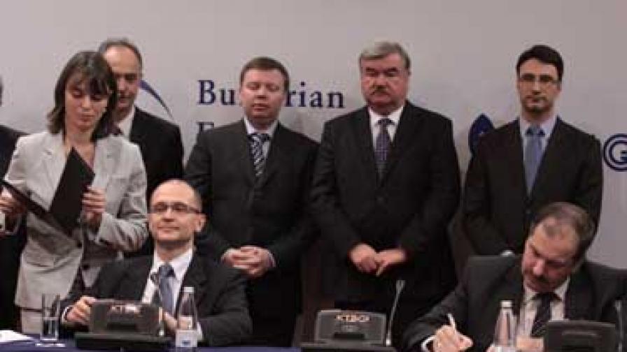 "Подписахме меморандум за ""Белене"" с Русия"