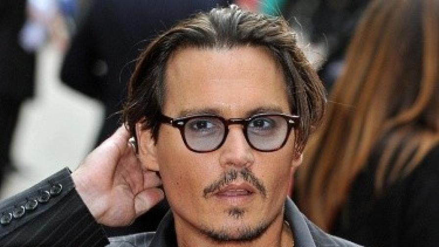 Джони Деп: Джоли има перверзно чувство за хумор