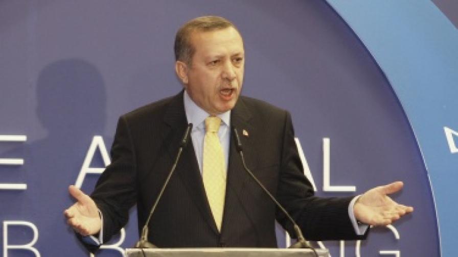 """Ердоган бесен на """"Уикилийкс"""", нямал швейцарски сметки"""