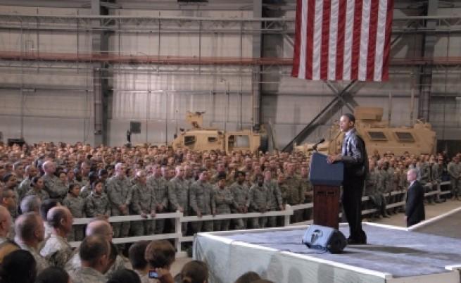 Обама в Афганистан: Ще прогоним