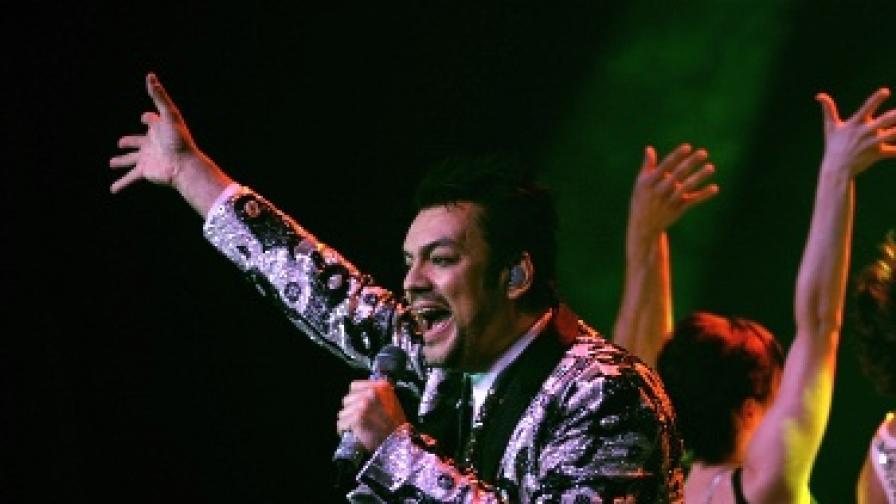 На 29 юни звездата направи грандиозно шоу в зала 1 на НДК