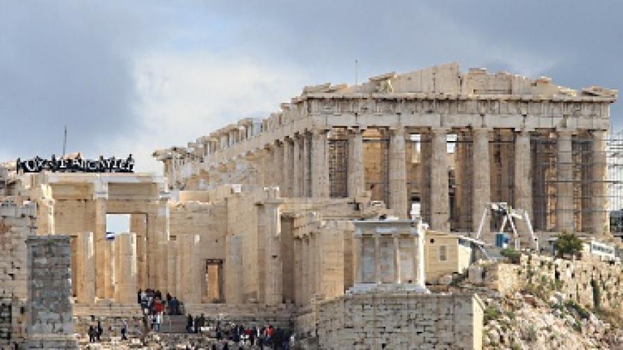 Рубини: Гърция да излезе от еврозоната