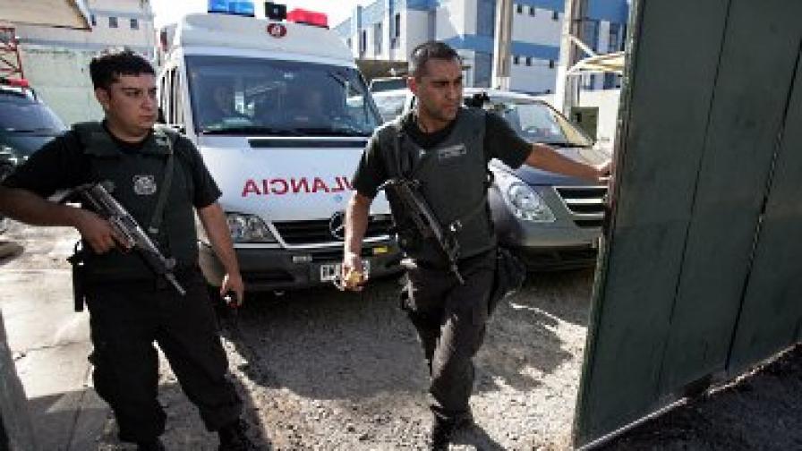 Пожар в чилийски затвор уби 81 затворници