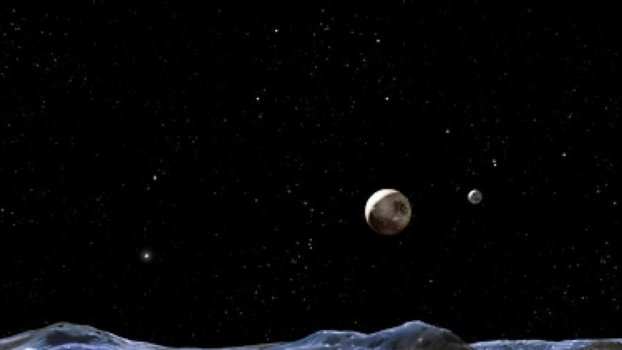 Откриха диамантена планета