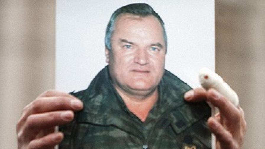 """""""Уикилийкс"""": Белград е знаел точно къде се крие Ратко Младич"""