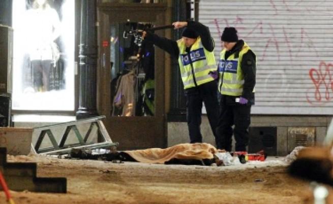 Две експлозии в центъра на Стокхолм