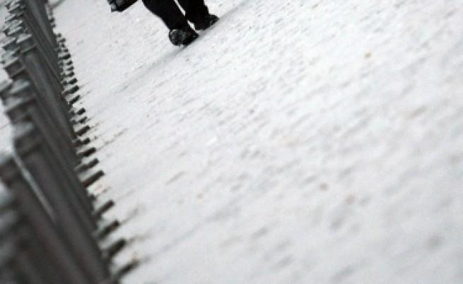 13 см сняг на Рожен, тънка покривка в София