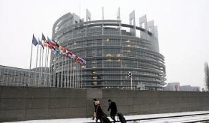 Сградата на Европейския парламент