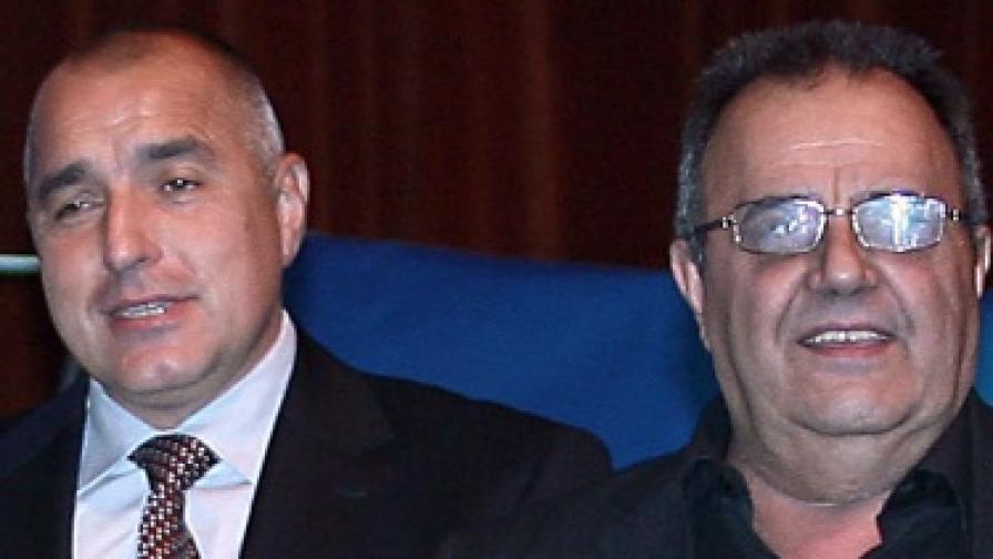 Борисов готов да се раздели с Б. Димитров и да приключи темата с ДС