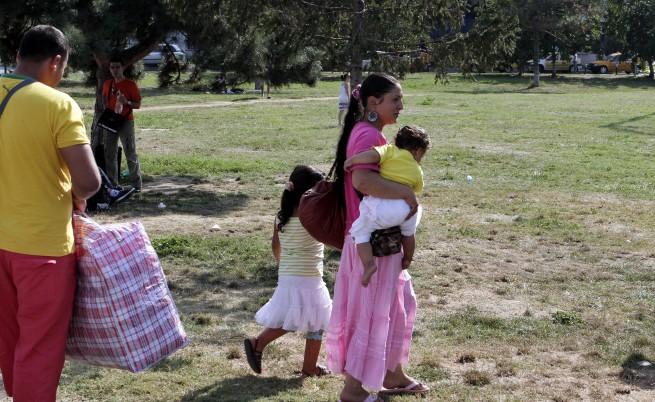 Ромите през 2010 г. - ябълка на раздора